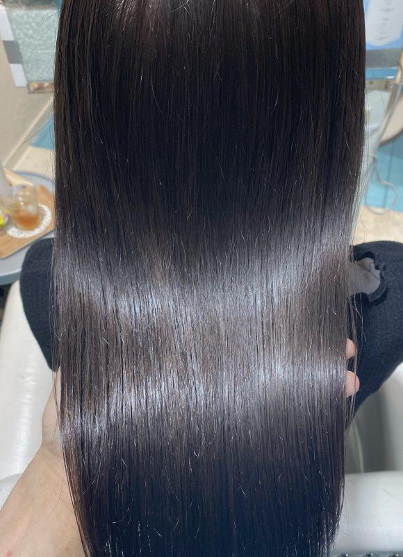 髪質改善サイエンスアクア